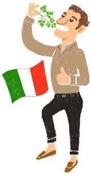 イタリアの人もにおいを気にするの?