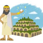 にんにくは大昔、空中庭園で栽培されていた?