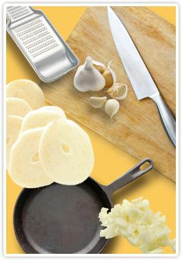 調理の仕方によって、つくられる成分が変わる