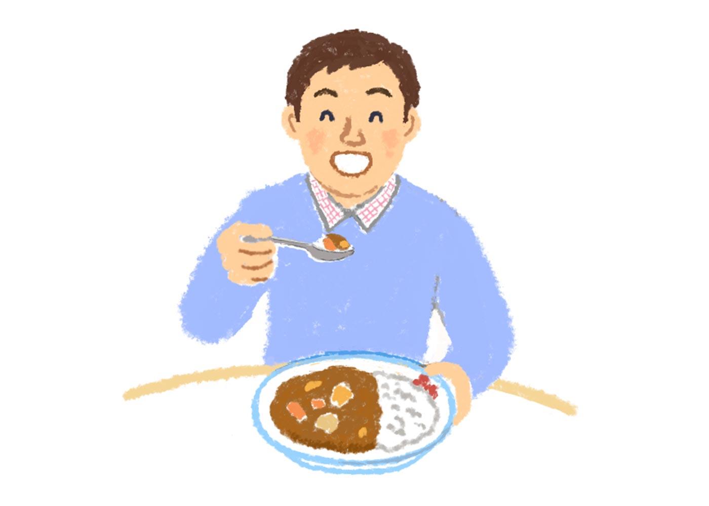 にんにくのスパイス効果とマスキング効果で食欲増進