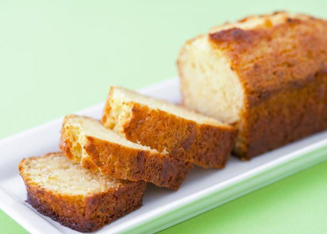 ガーリックケーキ