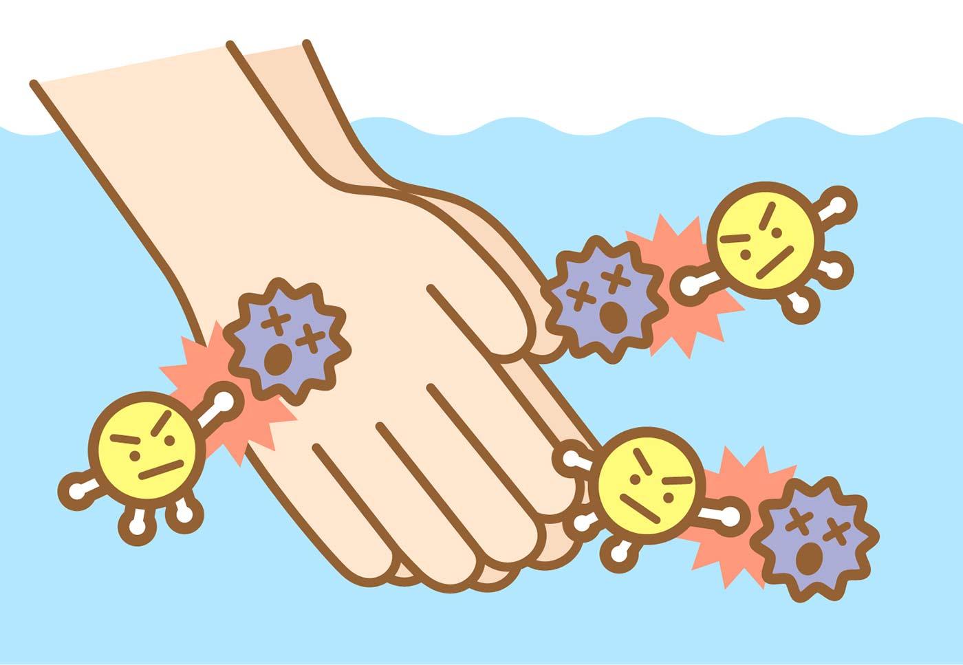 アリシンの抗菌・殺菌力